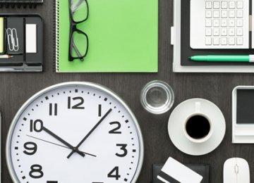 опрос про продуктивность