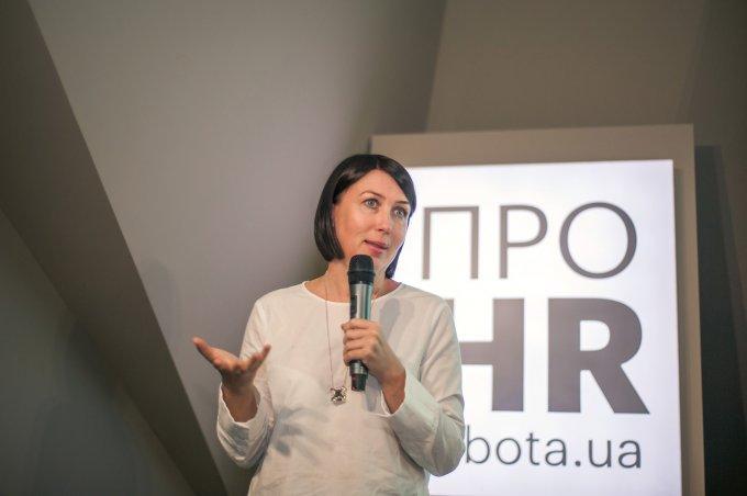 Що таке ІТ-рекрутинг без факапів на майстер-класі Віки Придатко у просторі ПроHR rabota.ua