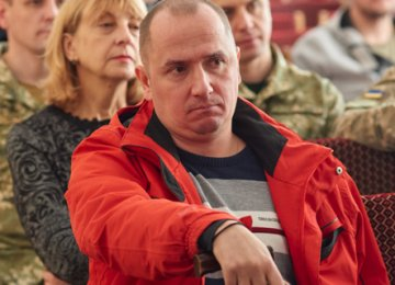 Форум взаємодії з питань реінтеграції захисників України в мирне суспільство