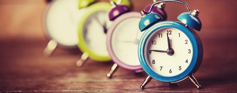 Переведення годинника: вплив на робочий процес